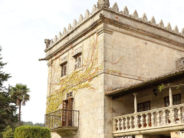 La boda de Ismael y Aida en Nigran, Pontevedra 2