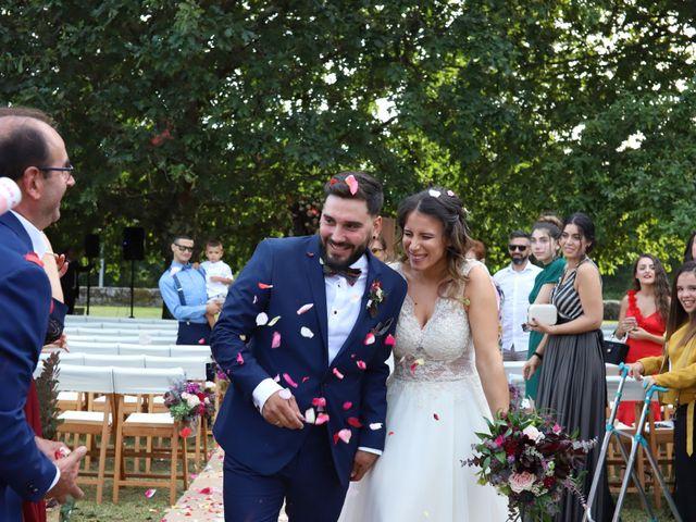 La boda de Aida y Ismael