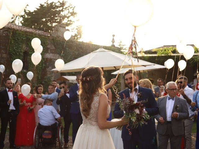 La boda de Ismael y Aida en Nigran, Pontevedra 6