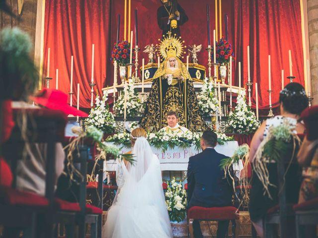 La boda de Jose Carlos y Julia en Ronda, Málaga 17