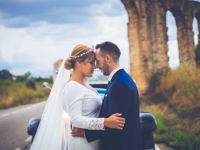 La boda de Julia y Jose Carlos
