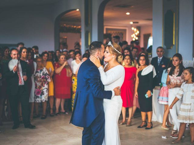 La boda de Jose Carlos y Julia en Ronda, Málaga 42