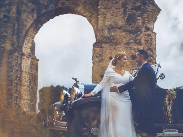 La boda de Jose Carlos y Julia en Ronda, Málaga 78