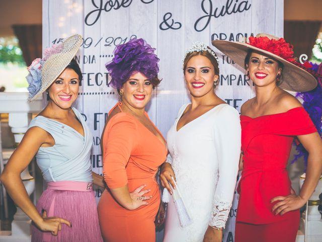 La boda de Jose Carlos y Julia en Ronda, Málaga 84