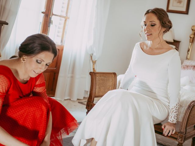 La boda de Diego y Ana en Gerena, Sevilla 2