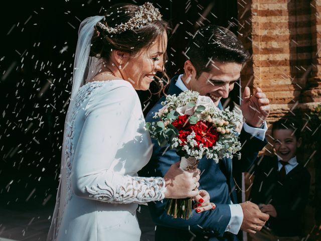 La boda de Diego y Ana en Gerena, Sevilla 8