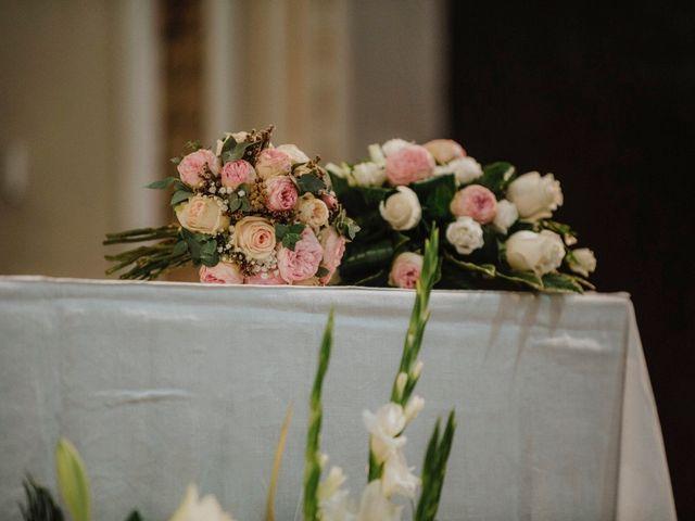 La boda de Abelardo y Nuria en Callosa D'en Sarrià, Alicante 9