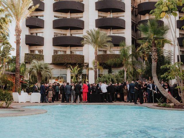 La boda de Abelardo y Nuria en Callosa D'en Sarrià, Alicante 10