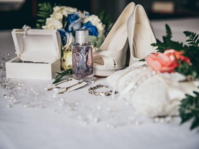 La boda de Iván y Andrea en Niguelas, Granada 7