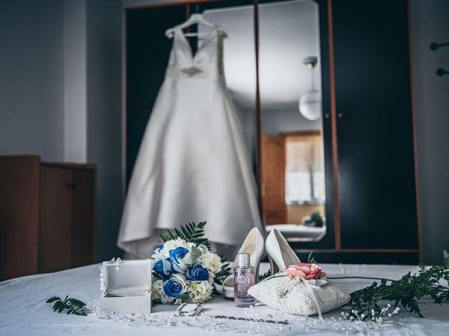 La boda de Iván y Andrea en Niguelas, Granada 8