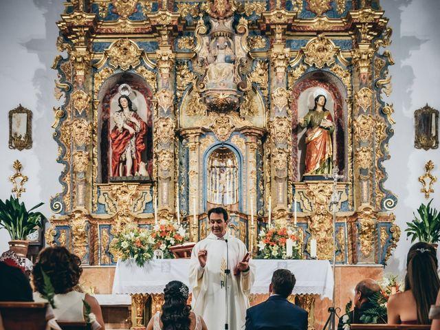 La boda de Iván y Andrea en Niguelas, Granada 15