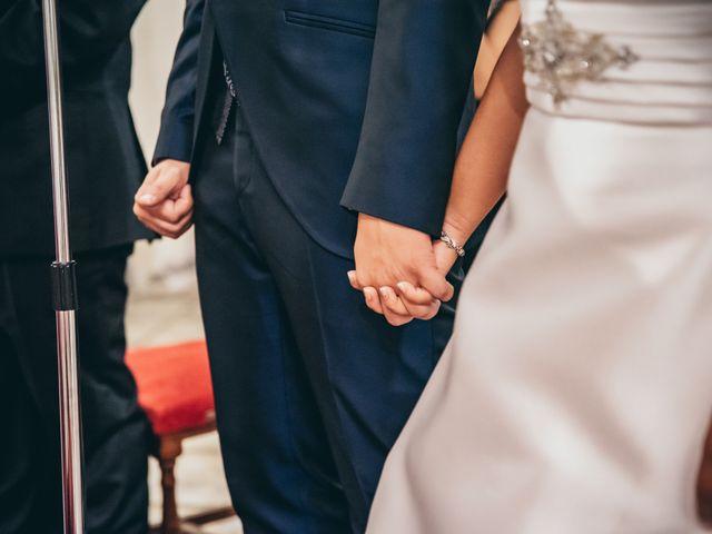 La boda de Iván y Andrea en Niguelas, Granada 16