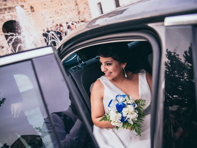 La boda de Iván y Andrea en Niguelas, Granada 18