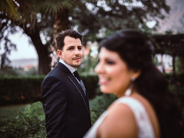 La boda de Iván y Andrea en Niguelas, Granada 22