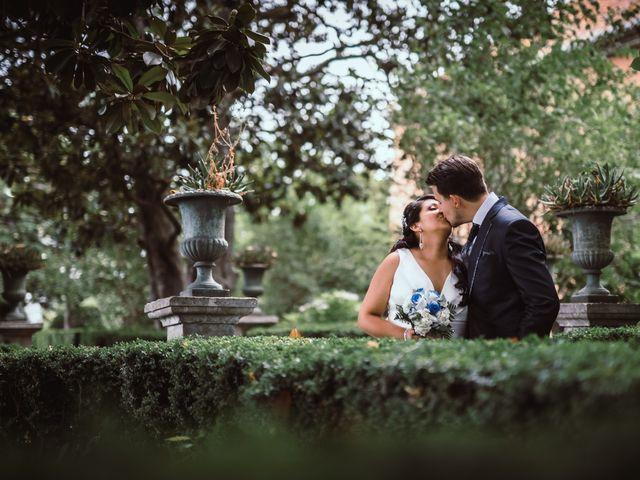 La boda de Iván y Andrea en Niguelas, Granada 23