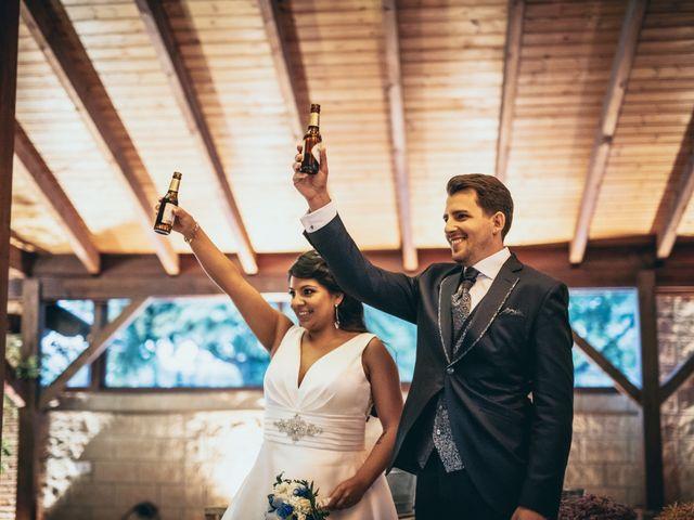 La boda de Iván y Andrea en Niguelas, Granada 25