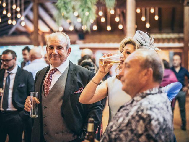 La boda de Iván y Andrea en Niguelas, Granada 26