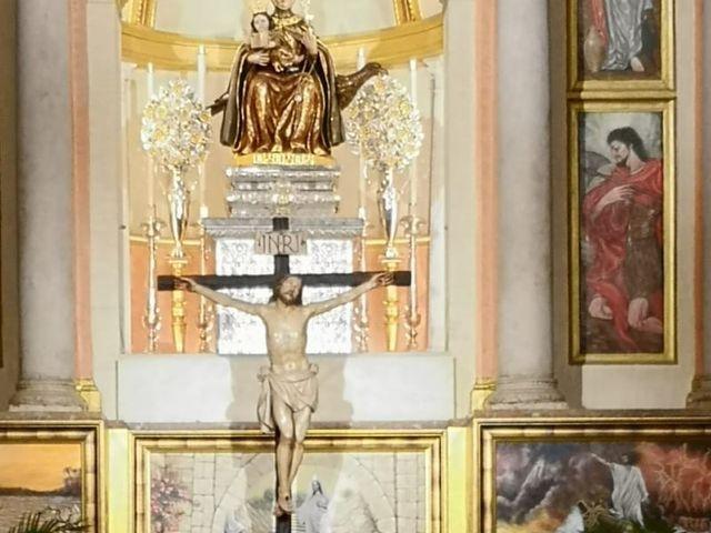 La boda de Nazaret  y Ivan  en Sevilla, Sevilla 3