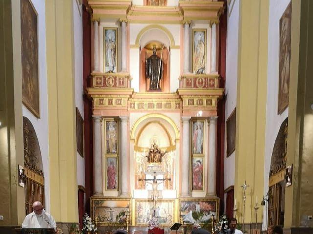 La boda de Nazaret  y Ivan  en Sevilla, Sevilla 6