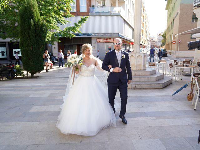 La boda de Adrian y Nicole en Dénia, Alicante 21