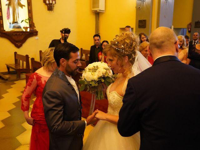 La boda de Adrian y Nicole en Dénia, Alicante 27