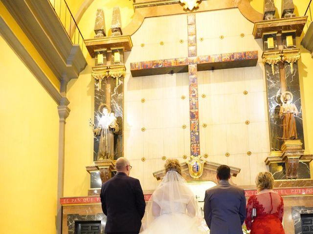 La boda de Adrian y Nicole en Dénia, Alicante 29