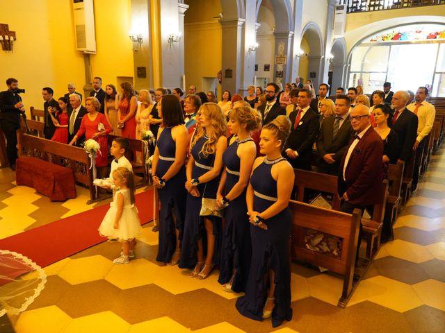 La boda de Adrian y Nicole en Dénia, Alicante 30