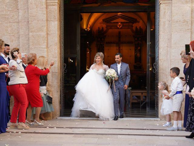 La boda de Adrian y Nicole en Dénia, Alicante 39