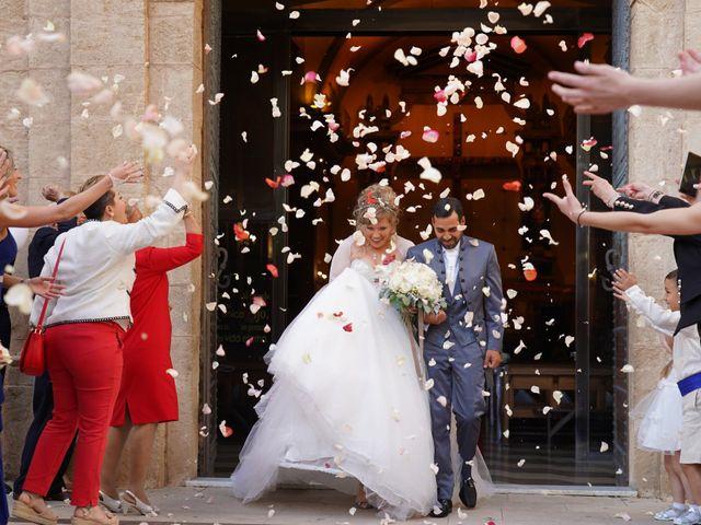 La boda de Nicole y Adrian