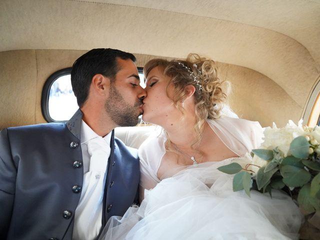 La boda de Adrian y Nicole en Dénia, Alicante 1