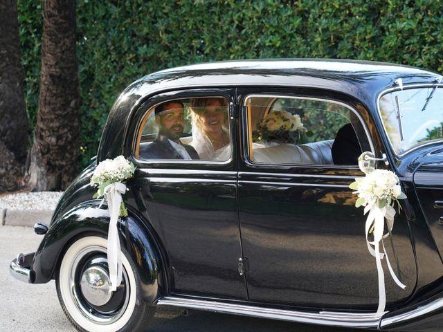 La boda de Adrian y Nicole en Dénia, Alicante 44
