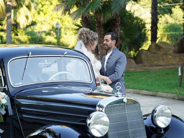 La boda de Adrian y Nicole en Dénia, Alicante 54