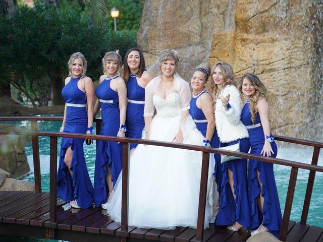 La boda de Adrian y Nicole en Dénia, Alicante 57