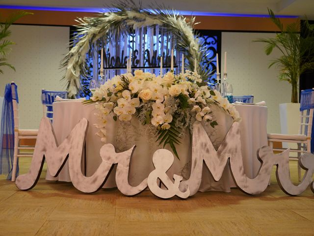 La boda de Adrian y Nicole en Dénia, Alicante 59