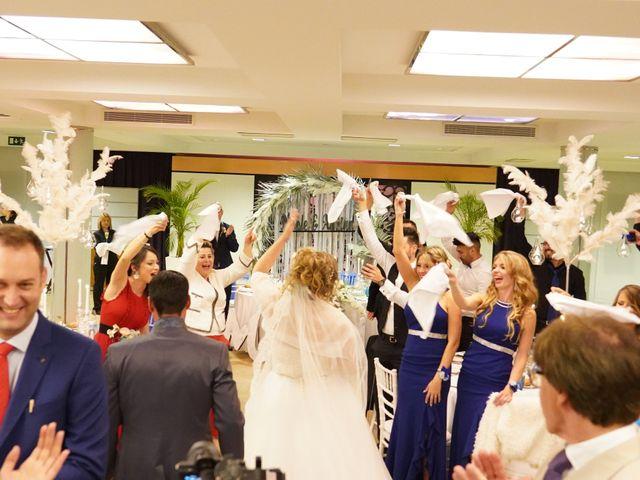 La boda de Adrian y Nicole en Dénia, Alicante 63