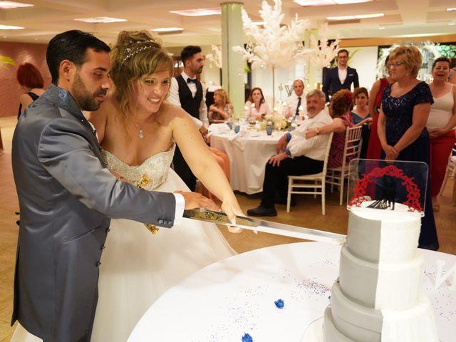 La boda de Adrian y Nicole en Dénia, Alicante 67