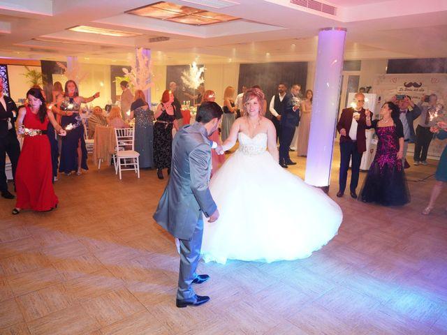 La boda de Adrian y Nicole en Dénia, Alicante 69