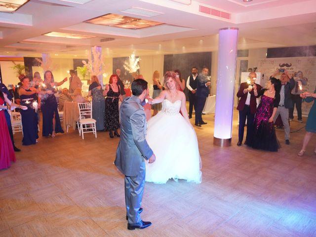 La boda de Adrian y Nicole en Dénia, Alicante 70