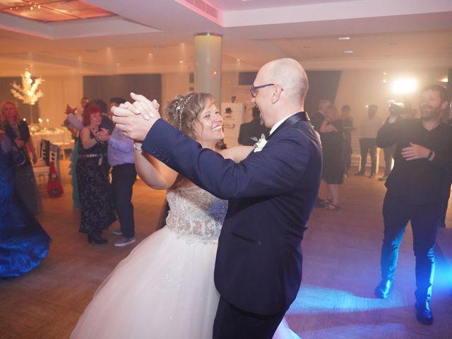 La boda de Adrian y Nicole en Dénia, Alicante 72