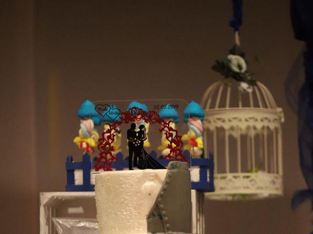 La boda de Adrian y Nicole en Dénia, Alicante 80