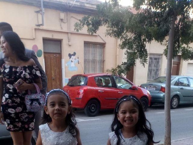 La boda de Manuel  y Evelin  en Alacant/alicante, Alicante 4