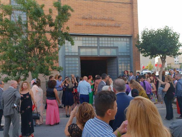 La boda de Manuel  y Evelin  en Alacant/alicante, Alicante 9