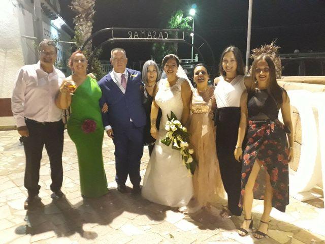 La boda de Manuel  y Evelin  en Alacant/alicante, Alicante 11