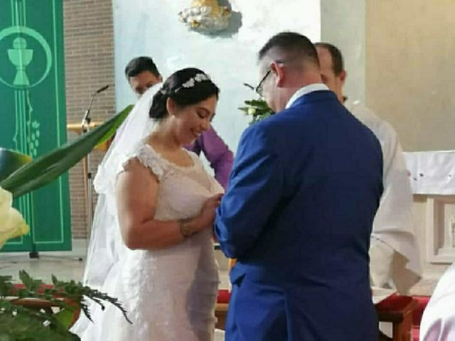 La boda de Manuel  y Evelin  en Alacant/alicante, Alicante 13