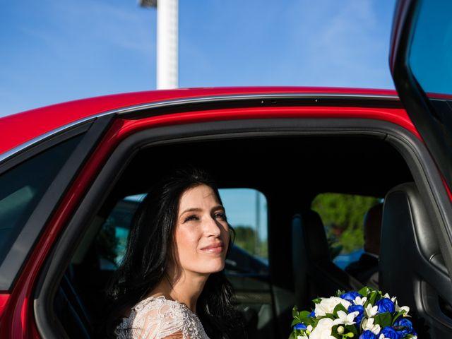 La boda de David y Vanesa en Burgos, Burgos 9