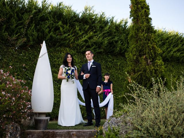 La boda de David y Vanesa en Burgos, Burgos 10