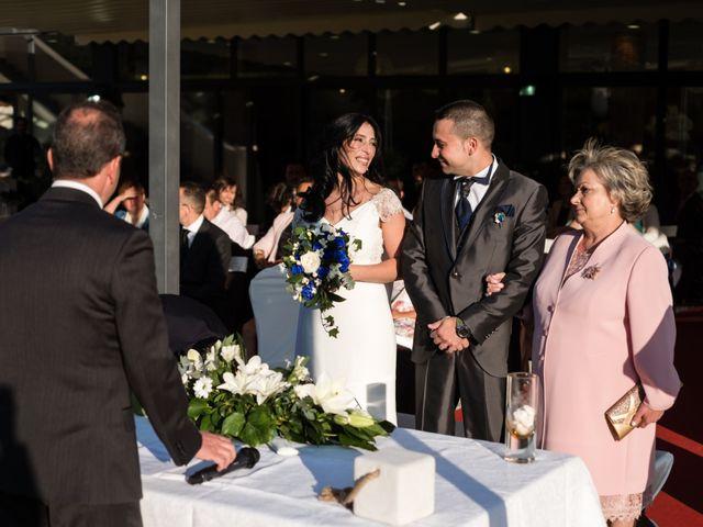 La boda de David y Vanesa en Burgos, Burgos 12