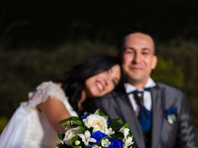 La boda de David y Vanesa en Burgos, Burgos 17
