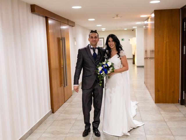 La boda de David y Vanesa en Burgos, Burgos 19