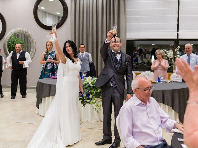 La boda de David y Vanesa en Burgos, Burgos 20